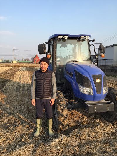 OWARI FARMERS高橋さん