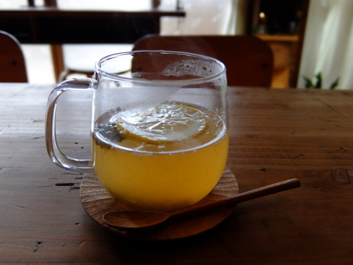 HOTスパイスレモン