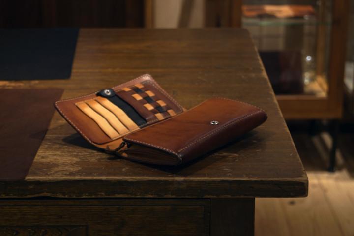 お財布の修理